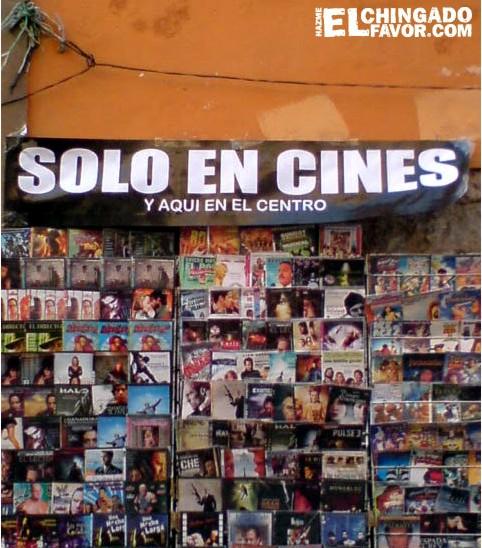 Sólo en cines